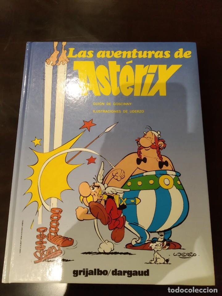 LAS AVENTURAS DE ASTÉRIX -GRIJALBO/DARGAUD- 1986, TOMO 2 (Tebeos y Comics - Grijalbo - Asterix)