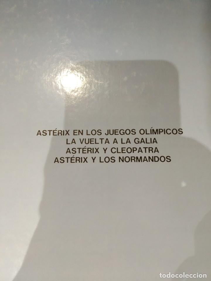 Cómics: LAS AVENTURAS DE ASTÉRIX -GRIJALBO/DARGAUD- 1986, TOMO 2 - Foto 3 - 187832302