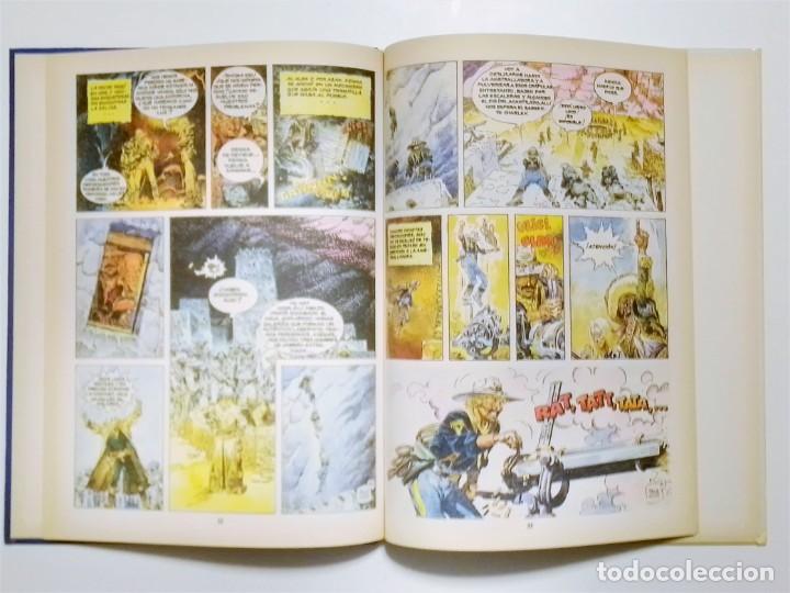 Cómics: Dargaud Presenta MAC COY El fantasma del español Gourmelen y Palacios # 16 Grijalbo - Foto 4 - 188451935