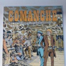 Comics : AL DÓLAR DE TRES CARAS COMANCHE. Lote 188559685