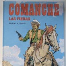 Comics : LAS FIERAS COMANCHE. Lote 188560201