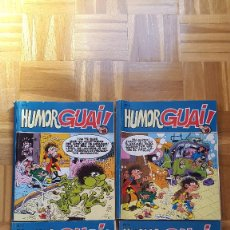 Cómics: LOTE HUMOR GUAI!: RETAPADOS DE LA REVISTA, N° 5 6 7 9 (EDICIONES JUNIOR/GRIJALBO).. Lote 188657681