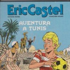 Cómics: ERIC CASTEL -- Nº 13 AVENTURA A TUNIS -- EN CATALÀ. Lote 188783840