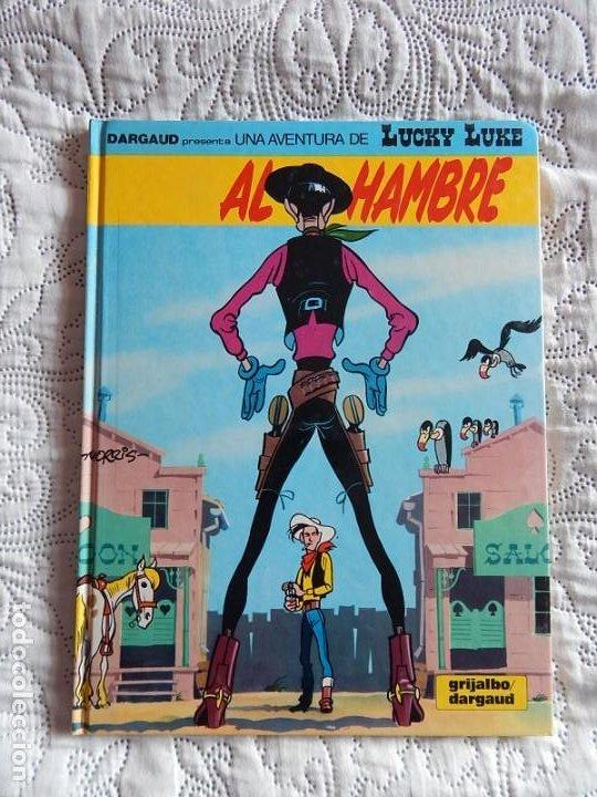 UNA AVENTURA DE LUCKY LUKE - ALHAMBRE - N. 44 (Tebeos y Comics - Grijalbo - Lucky Luke)