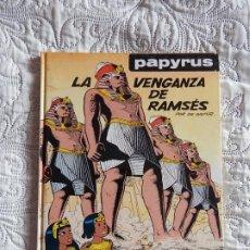 Cómics: PAPYRUS - LA VENGANZA DE RAMSES - N. 7. Lote 188807951