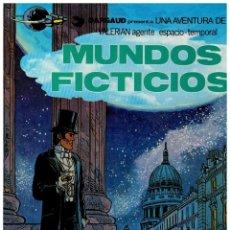 Cómics: MUNDOS FICTICIOS. VALERIAN 6. NUEVO DE ALMACÉN.. Lote 188834051