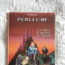 Cómics: PERCEVAN - LAS TRES ESTRELLAS DE INGAAR - N. 1. Lote 233559455