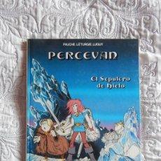 Cómics: PERCEVAN - EL SEPULCRO DE HIELO - N. 2. Lote 189022385