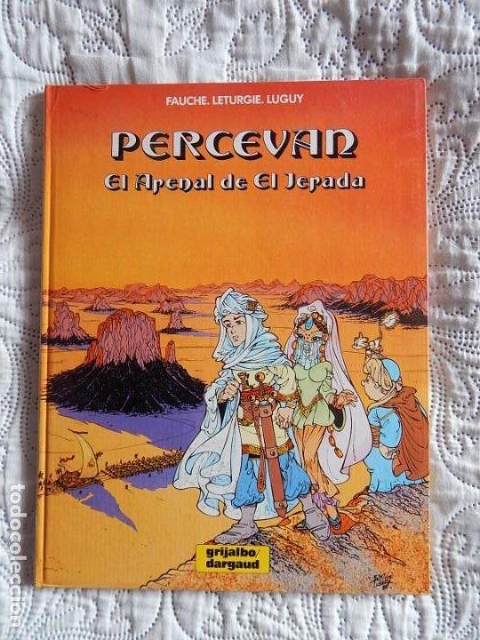 PERCEVAN- EL ARENAL DE EL JERADA N. 5 (Tebeos y Comics - Grijalbo - Percevan)