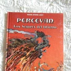 Comics : PERCEVAN- LOS SEÑORES DEL INFIERNO N. 7. Lote 189074172