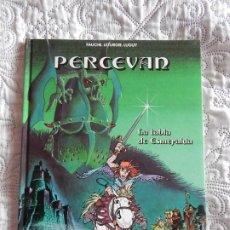 Cómics: PERCEVAN- LA TABLA DE ESMERALDA N. 8. Lote 189074282