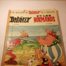 Cómics: ASTERIX ET LES NORMANDS 1966 TEXTE DE GOSCINNY, FRANCES. Lote 189138131
