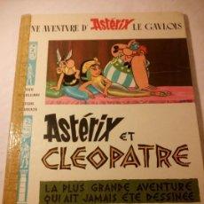 Cómics: ASTERIX ET CLEOPATRE 1965,TEXTE DE GOSCINNY, FRANCES. Lote 189138325