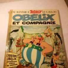 Cómics: ASTERIX OBELIX ET COMPAGNIE FRANCÉS DARGAUD 1976. Lote 189138536