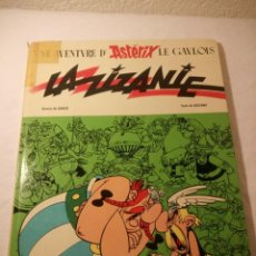 Cómics: ASTÉRIX - LA ZIZANIE ,DARGAUD TEXTE DE GOSCINNY,1970,FRANCES.. Lote 189138993