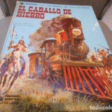 Cómics: TAPA DURA TENIENTE BLUEBERRY N 3 - EL CABALLO DE HIERRO. Lote 189161605