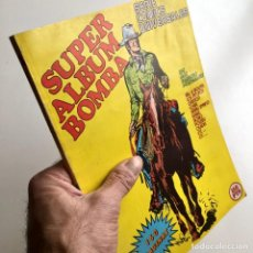 Cómics: REVISTA DE CÓMICS SUPER ALBUM BOMBA RECOPILATORIO DE SPIROU ARDILLA, Nº 2, AÑO 1979. Lote 189382735