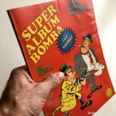Cómics: REVISTA DE CÓMICS SUPER ALBUM BOMBA RECOPILATORIO DE SPIROU ARDILLA, Nº 5, AÑO 1979. Lote 189382923