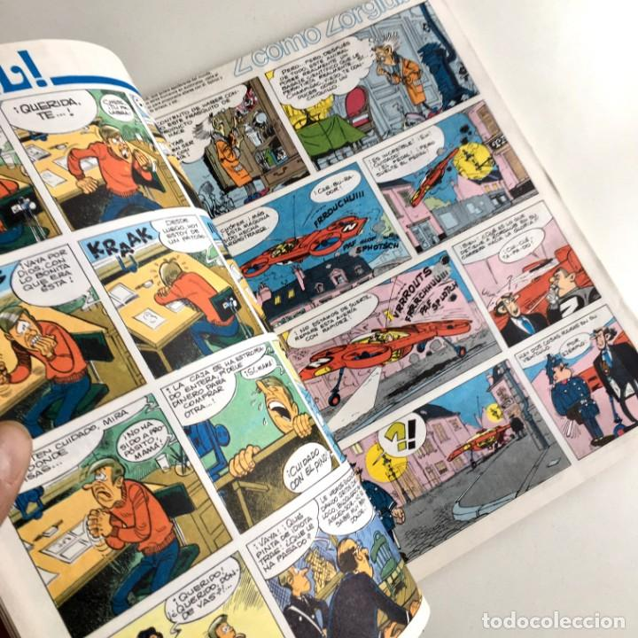 Cómics: Revista de cómics SUPER ALBUM BOMBA recopilatorio de SPIROU ARDILLA, nº 5, año 1979 - Foto 4 - 189382923