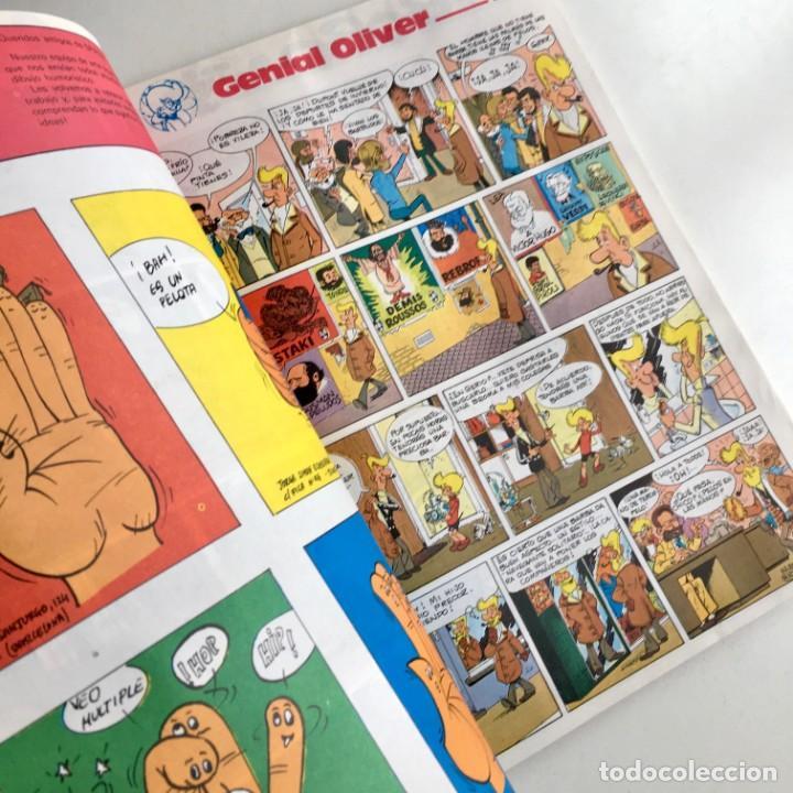 Cómics: Revista de cómics SUPER ALBUM BOMBA recopilatorio de SPIROU ARDILLA, nº 5, año 1979 - Foto 7 - 189382923