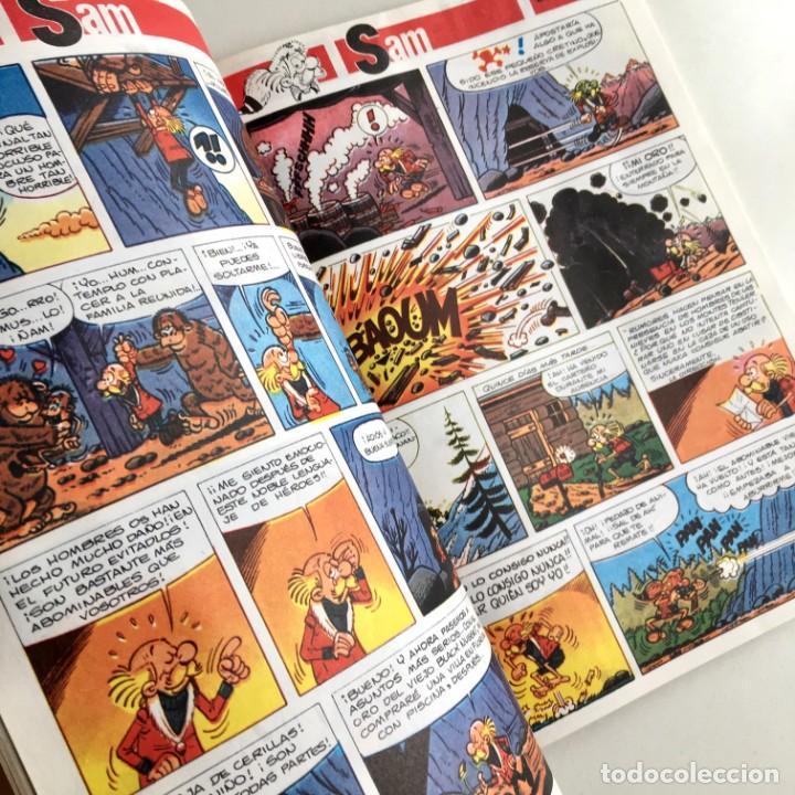 Cómics: Revista de cómics SUPER ALBUM BOMBA recopilatorio de SPIROU ARDILLA, nº 5, año 1979 - Foto 8 - 189382923