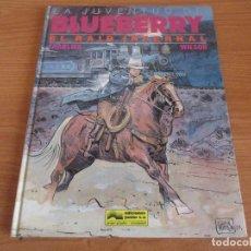 Cómics: ( GRIJALBO ) , COMIC LA JUVENTUD DE BLUEBERRY : Nº 28 - EL RAID INFERNAL. Lote 189387051