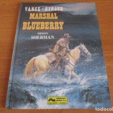 Cómics: ( GRIJALBO ) , COMIC BLUEBERRY: Nº 32 - MARSHAL BLUEBERRY. Lote 189387296