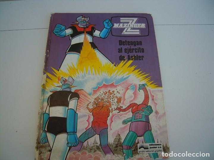 MAZINGER Z Nº 2 (Tebeos y Comics - Grijalbo - Otros)