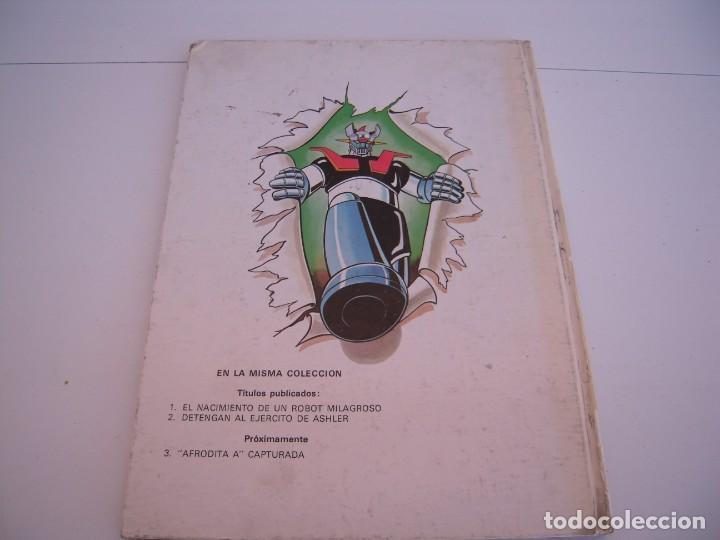 Cómics: mazinger z nº 2 - Foto 2 - 189467982
