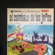 Cómics: ANTIGUO ASTERIX - EL COMBATE DE LOS JEFES - UDERZO GOSCINNY - GRIJALBO DARGAUD - EN PERFECTO ESTADO . Lote 189501720