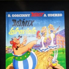 Cómics: ANTIGUO ASTERIX Y LA TRAVIATA - UDERZO GOSCINNY - SALVAT - AÑO 2001 - EN PERFECTO ESTADO - . Lote 189512411
