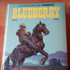 Cómics: LAS AVENTURAS DEL TENIENTE BLUEBERRY TOMO 4. Lote 189546890