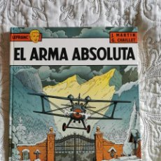 Cómics: LEFRANC - EL ARMA ABSOLUTA N. 8. Lote 189610913
