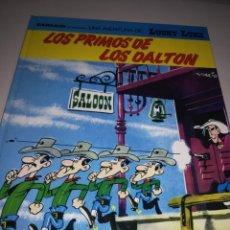Cómics: LUCKY LUKE. Nº 48. LOS PRIMOS DE LOS DALTON. MORRIS. GRIJALBO DARGAUD.1992 REF. UR EST. Lote 189677140