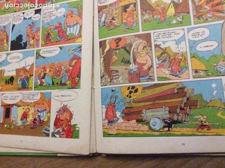 Cómics: Lote de 4 primeras ediciones de Asterix en francés Asterix Le Gaulois Goths Normands Legionnaire - Foto 4 - 190023086