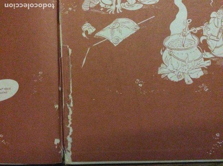 Cómics: Lote de 4 primeras ediciones de Asterix en francés Asterix Le Gaulois Goths Normands Legionnaire - Foto 10 - 190023086