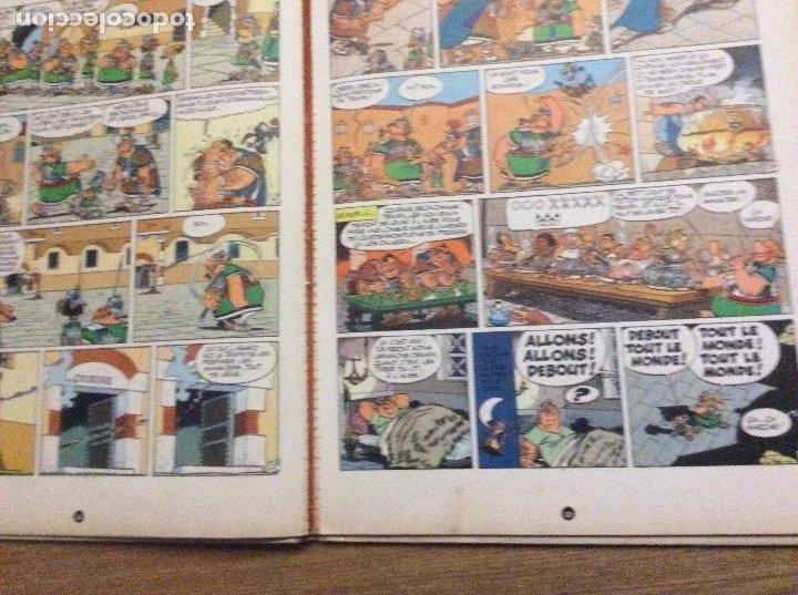 Cómics: Lote de 4 primeras ediciones de Asterix en francés Asterix Le Gaulois Goths Normands Legionnaire - Foto 13 - 190023086