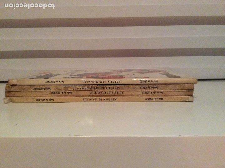 Cómics: Lote de 4 primeras ediciones de Asterix en francés Asterix Le Gaulois Goths Normands Legionnaire - Foto 14 - 190023086