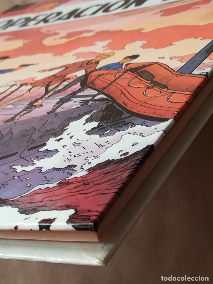 Cómics: LEFRANC Nº 6 OPERACIÓN THOR - JACQUES MARTIN - GRIJALBO EDICIONES JUNIOR - Foto 4 - 190038557