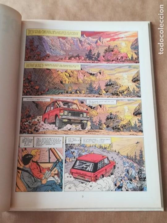 Cómics: LEFRANC Nº 6 OPERACIÓN THOR - JACQUES MARTIN - GRIJALBO EDICIONES JUNIOR - Foto 9 - 190038557