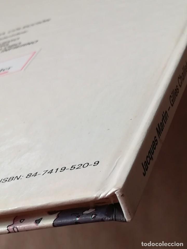 Cómics: LEFRANC Nº 6 OPERACIÓN THOR - JACQUES MARTIN - GRIJALBO EDICIONES JUNIOR - Foto 14 - 190038557