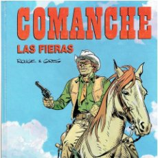 Cómics: * COMANCHE * ED. GRIJALBO 1992 * LOTE Nº 3 Y 11 * HERMANN & ROUGE & GREG * IMPECABLES *. Lote 190042266
