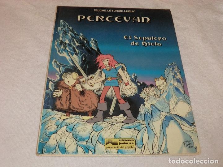 PERCEVAN N. 2 EL SEPULCRO DE HIELO. (Tebeos y Comics - Grijalbo - Percevan)