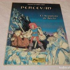 Cómics: PERCEVAN N. 2 EL SEPULCRO DE HIELO.. Lote 190295045