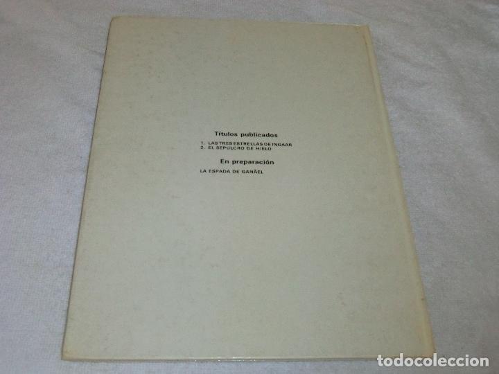 Cómics: PERCEVAN N. 2 EL SEPULCRO DE HIELO. - Foto 2 - 190295045