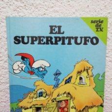 Cómics: EL SUPERPITUFO. AÑO 1983. EDITORIAL GRIJALBO. Lote 190327165
