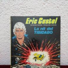 Cómics: ERIC CASTEL. LA NIT DEL TIBIDABO. AÑO 1984. EDITORIAL GRIJALBO. Lote 190348622