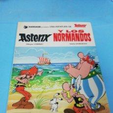 Cómics: ASTERIX Y LOS NORMANDOS . Lote 190414728