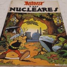 Cómics: ASTERIX Y LAS NUCLEARES / PLOGOFF – 1981. Lote 190481881