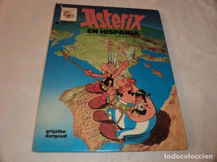 ASTERIX EN HISPANIA N. 14. 1988 (Tebeos y Comics - Grijalbo - Asterix)